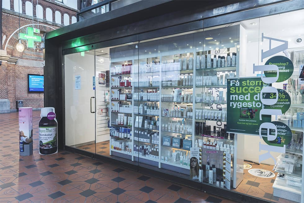 Hovedbanen's Pharmacy